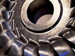فولاد مقاوم در برابر حرارت