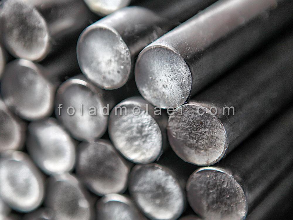 فولاد کربن آلیاژی 1040-1045