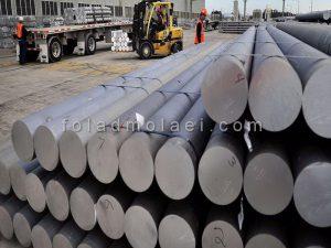 قیمت فولاد آلیاژی CK45