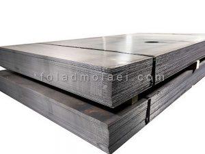 ورق فولادی a105